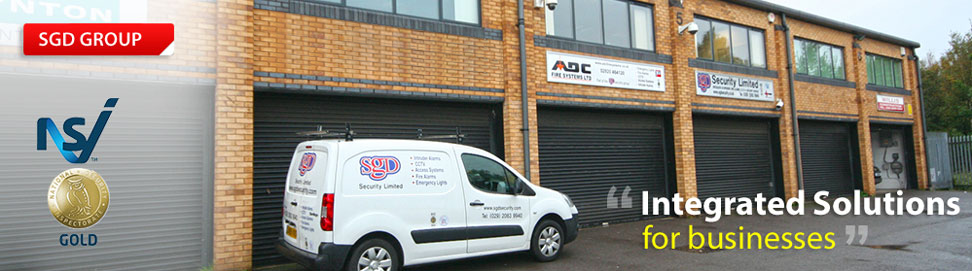 security installers Cardiff